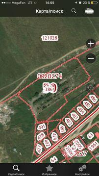Продается ппа на участок 1.2 Га в д. Сафоново, Раменский р-он.
