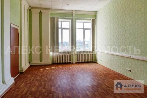 Аренда офиса 797 м2 м. Пролетарская в бизнес-центре класса С в .