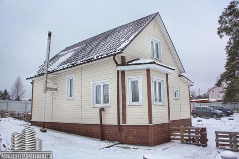 Дом 120 кв. м. г/п Дмитров, д. Княжево ул. Михали