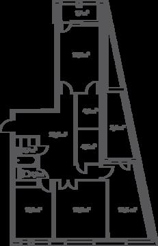 "3-комнатная квартира, 98 кв.м., в ЖК ""Дом на Нагатинской"""