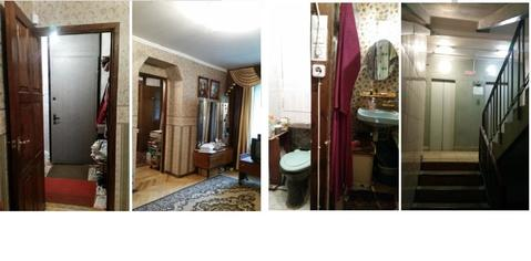 Продаётся 2-комнатная квартира по адресу Вешняковская 5к5