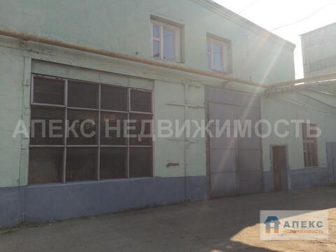Аренда помещения пл. 1600 м2 под склад, производство, , Домодедово .