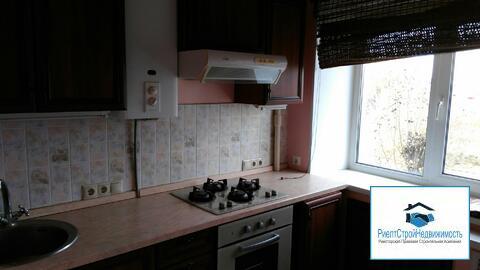 Квартира с евроремонтом и мебелью