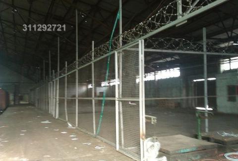 Сдаются складские площади неотапливаемые от 500 до 2500 кв.м с пандус
