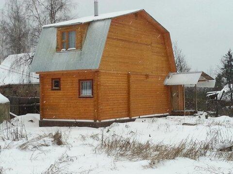 Дача 9 соток в дер. 2-я Алексеевка в Щелковском районе 45 км от МКАД