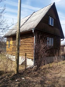 6 соток ПМЖ , небольшой дом.