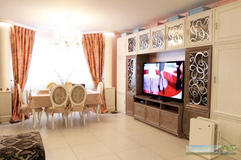 3-комнатная квартира, 113 кв.м., в ЖК «Коралловые острова»