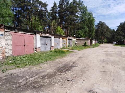 """Кирпичный гараж в ГСК """"Дружба"""" 17 кв.м."""