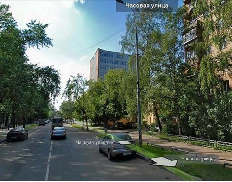 Офисный блок на Соколе