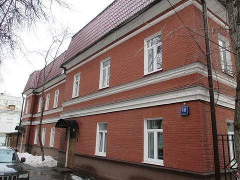 Москва, Новая Басманная, дом 18, стр 4, офис 22 кв.м