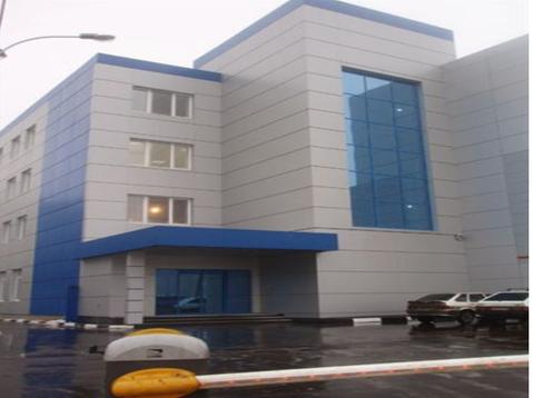 Аренда здания на Севастопольском проспекте