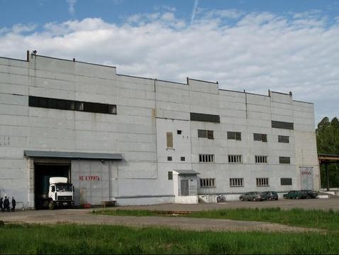 Складской комплекс в Орехово-Зуево