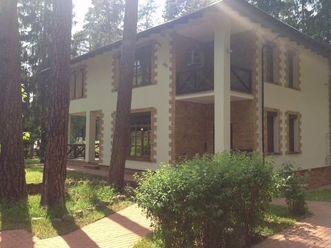 Сдается стильный дом 250 кв.м. на великолепном участке в Кратово