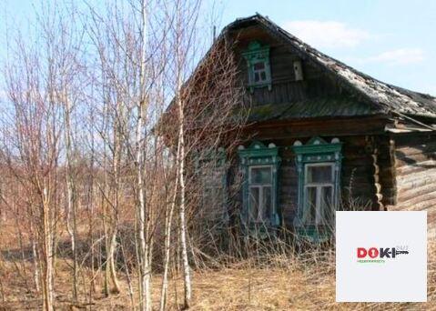 В продаже участок 18 соток со старым домом под снос 30 кв.м
