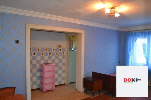 Двухкомнатная квартира 42 кв.м в п. Рязановский