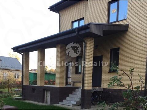 Язово, Калужское шоссе 5 км от МКАД. Добротный дом 230 кв. метров расп