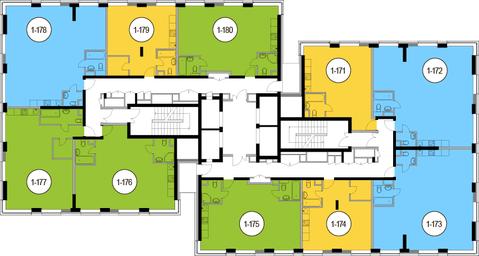 Москва, 2-х комнатная квартира, Головинское ш. д.10, 12441000 руб.