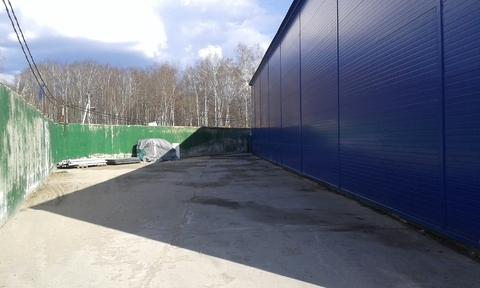 Сдается ! Открытая площадка 250 кв.м бетон, Закрытая территория, охрана