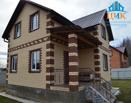 Продаётся новый, готовый к проживанию дом в г. Дмитров