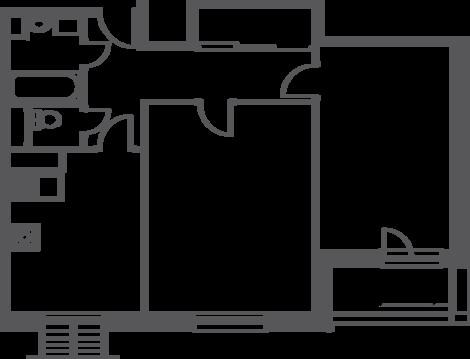"""2-комнатная квартира, 66 кв.м., в ЖК """"Софьин-дом. Лидер на Дмитровском"""""""
