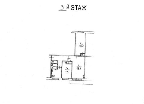 3-х ком кв-ра 60 кв.м м. 1905г