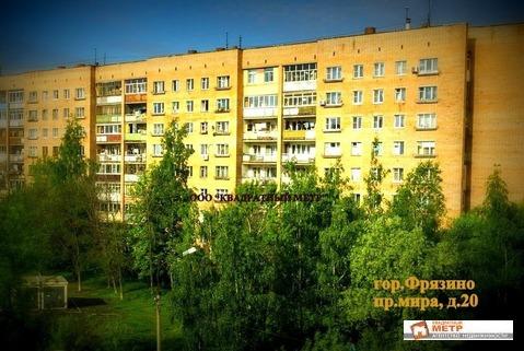 Продажа квартиры, Фрязино, Мира пр-кт.