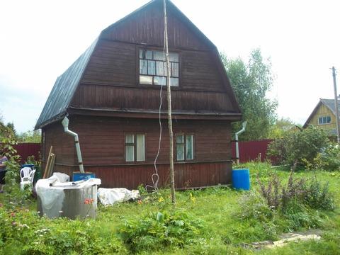 Дача 60 кв. м. на участке 7 соток 50 км от МКАД. горьковское ш
