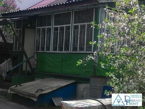 Часть дома с баней поселок Чкалово Люберецкого района.