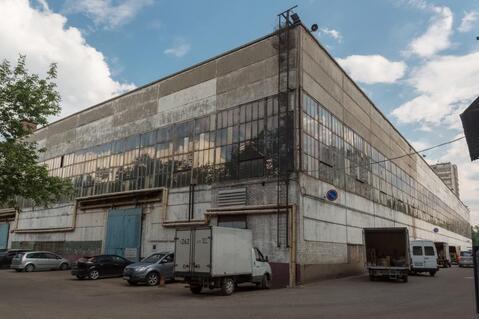 Производственно-складской комплекс 11300 м2 на ул. Подъемной ЮВАО