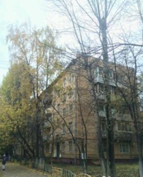 Продается 2-х комнатная квартира 3 минут пешком до м. Кожуховская