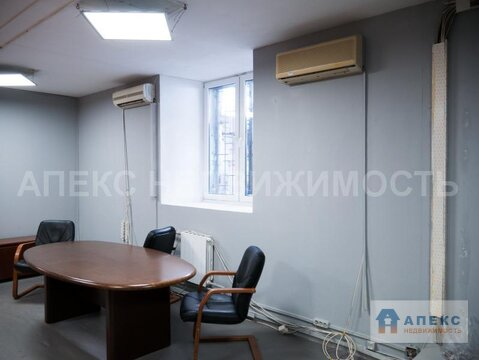 Продажа офиса пл. 216 м2 м. Парк культуры в бизнес-центре класса В в .