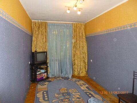 Трёхкомнатная квартира на Песчаном переулке