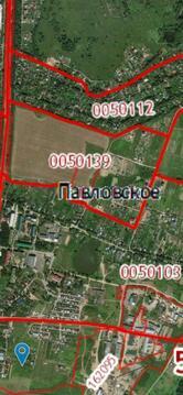 Участок под придорожный сервис в д. Павловское, Новорижское шоссе, 30