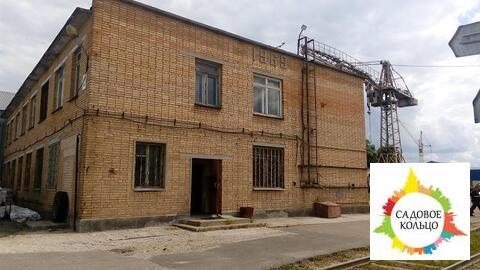 Осз. Под склад/производство, площ.: 400 м2, отаплив, выс. потолка: 3