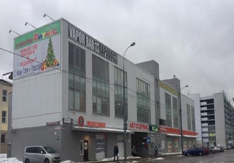 Торгово-развлекательный центр на Дмитриевского