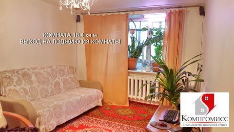 1-комн.кв. 42 кв.м 1/5 эт. Климовск, Южный пер.д.7