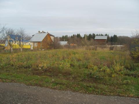 Продается участок, Можайское - Минское ш, 19 км от МКАД