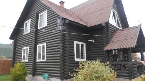Продаётся жилой дом для круглогодичного проживания с зем. участком