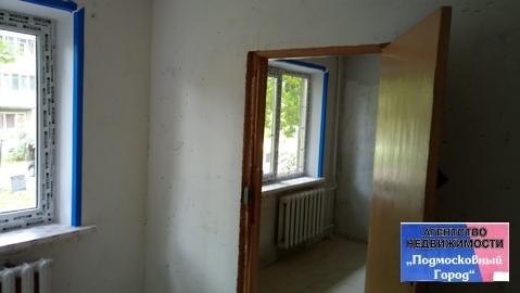 2 комн квартира в центре Егорьевска во 2-й мкр