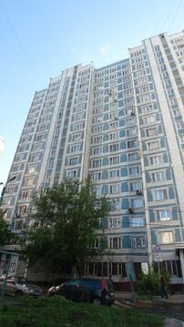 Москва, ул. 800-летия Москвы, дом 4к1