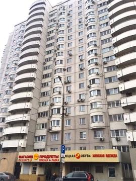 Продажа 3-х (трехкомнатная) м. Кузьминки Волгоградский проспект д. .