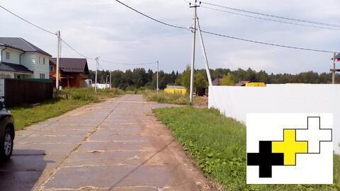 Участок 11 сот.для дачного строительства в д.Сергеевка, Солнечногорск