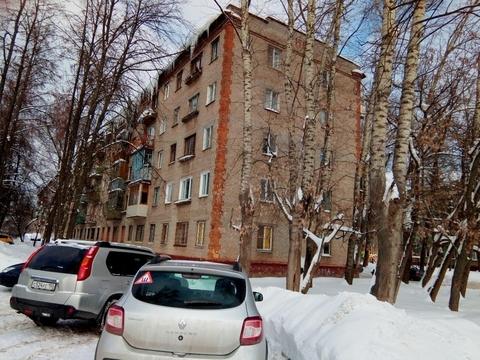 2х комнатная квартира Электросталь г, Поселковая 2-я ул, 24