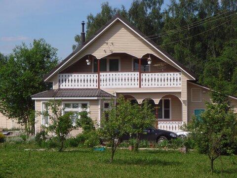 Усадьба в границах деревни Покоево Истринского района