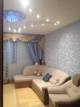 Квартира на Лухмановской 18
