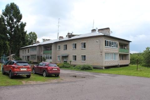 Квартира улучшенной планировки с ремонтом в деревне Язево