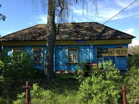 Продажа дома, Чехов, Садовое товарищество ДНП Ишино-2, Чеховский .