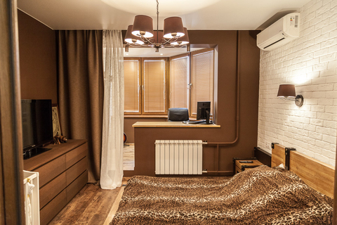 Трех комнатная квартира в Некрасовке, Москва