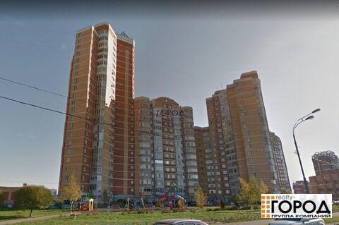 Москва, ул. Соловьиная роща, д. 10. Продажа трехкомнатной квартиры.