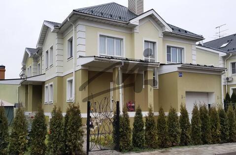 Продается дом. Восемь комнат